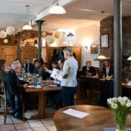 """Bringt Leben ins Dorf: das Bauernhofcafé """"Grünewalds"""" in Otzberg-Oberklingen"""