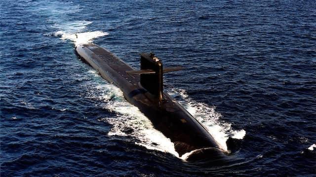 Ein U-Boot ohne Besatzung? Es könnte Feinde beobachten und Ladungen transportieren.